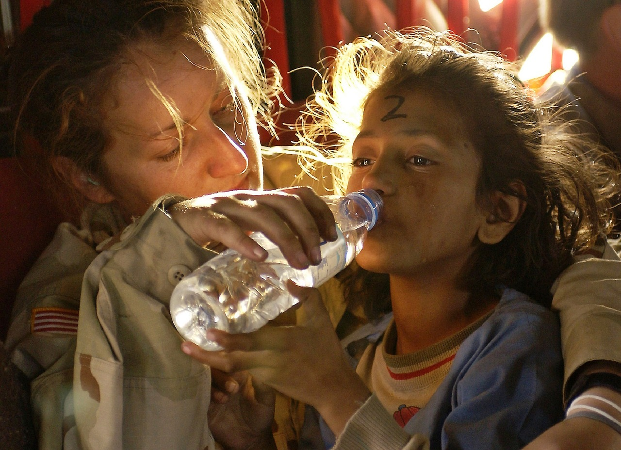 10 of the World's Most Influential Humanitarians