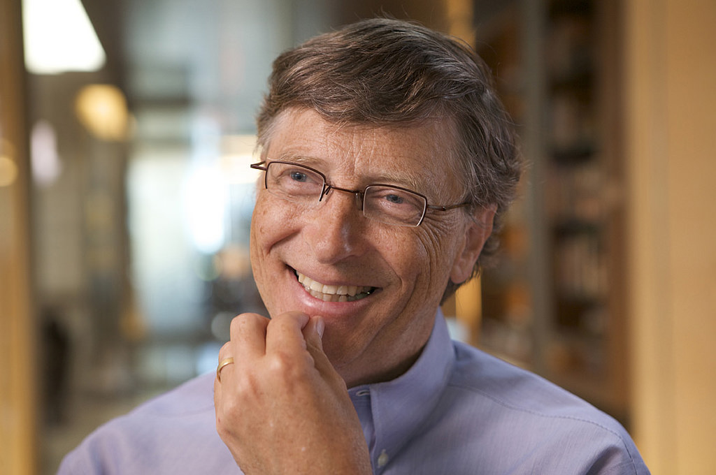 Bill Gates Donates $4.6 Billion to Charity
