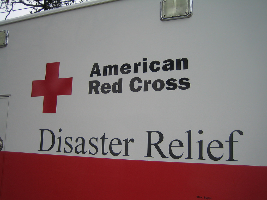 This Is How the American Red Cross Responded to Recent Disasters